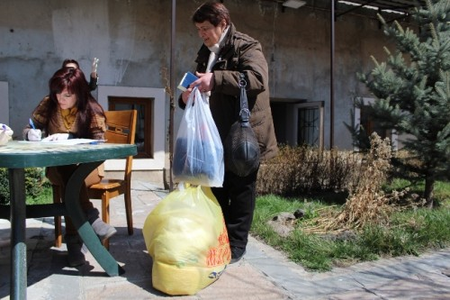 Armenia Round Table Charity Foundation-Gyumri Food Package