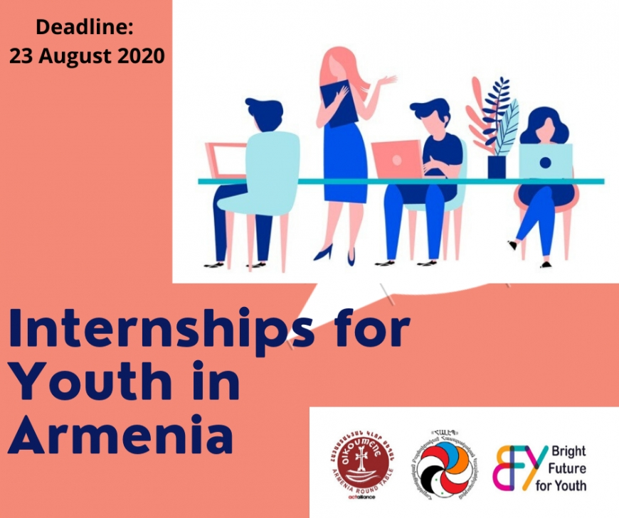 New professional internships for youth