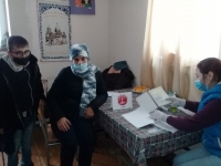 "69 families received support at the ""St. Mariane"" Social Center in Ashtarak"