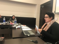 Expert from Armenia Round Table Foundation Participated in ACT Middle East Region of Psychosocial Community of Practice meeting