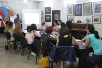 Neuro-Linguistic Programming Course Caught the Attention of Syrian Refugee Youth